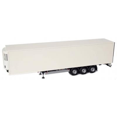 Marge Models 1903-01 - Pacton Reefer Trailer White - Scale 1:32