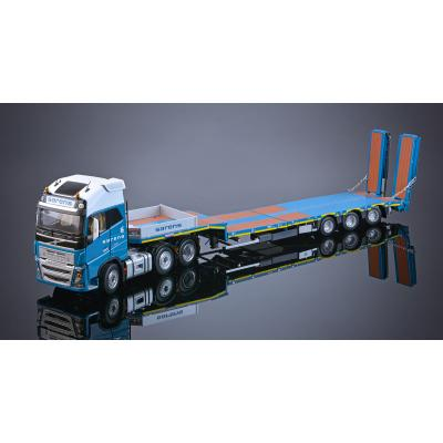 Marge Models - Volvo FH16 6x2 & Nooteboom MCOS-48 Low Loader SARENS - Scale 1:32