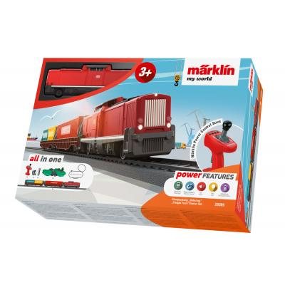 Märklin 29309 - Freight Train Starter Set Rechargable Battery My World