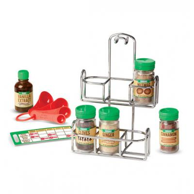 Melissa & Doug - Let's play house! - Baking Spice Set