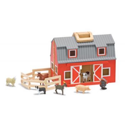 Melissa & Doug 3700 - Fold & Go Barn