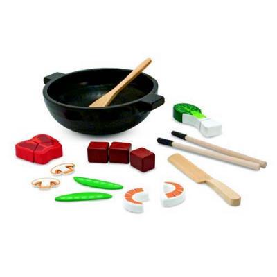 Melissa & Doug - Stir Fry Slicing Play Set