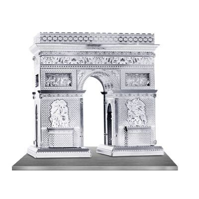 Metal Earth - Arc de Triomphe - 3D Laser Cut Construction Model
