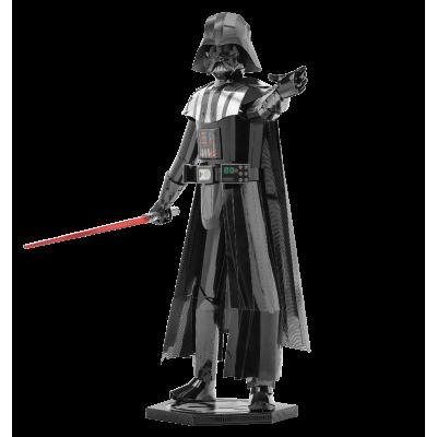 Metal Earth 3D ICONX Laser Cut DIY Model KIT Darth Vader Premium Series - Star Wars