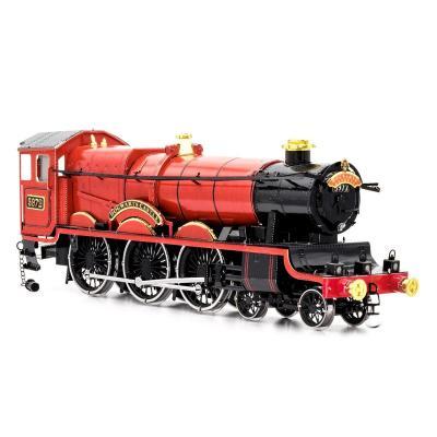 Metal Earth 3D ICONX Laser Cut DIY Model KIT Hogwarts Express Train - Harry Potter