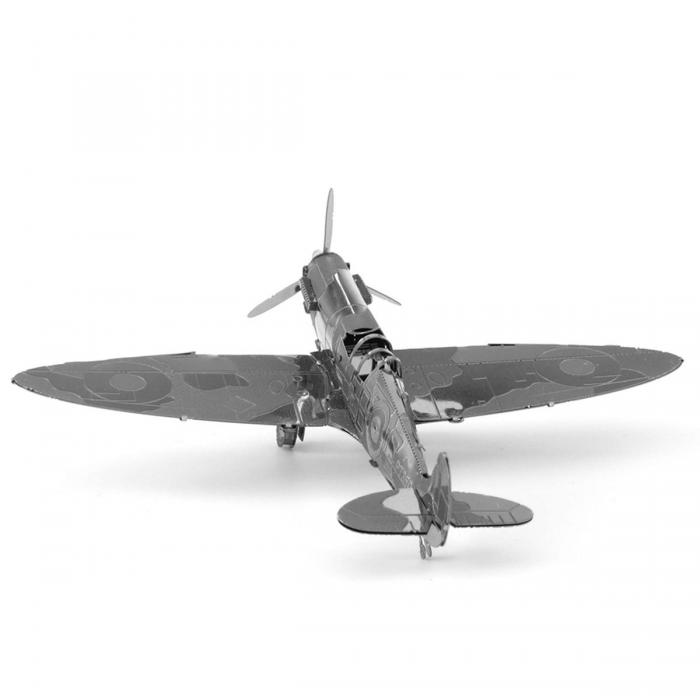 WWII AEROPLANE MODEL SPITFIRE LASER-CUT
