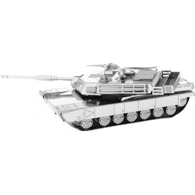 Metal Earth 3D Laser Cut Model Construction Kit M1 Abrams Tank