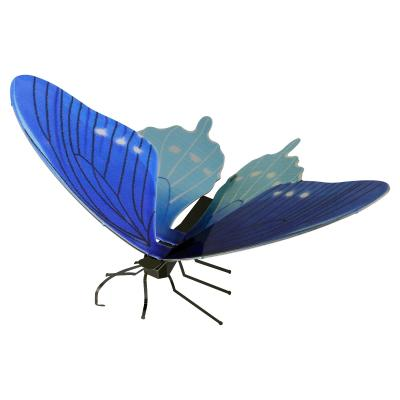 Metal Earth 3D Laser Cut Model Kit DIY Butterfly Pipevine Swallowtail