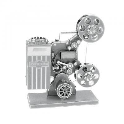 Metal Earth 3D Laser Cut Model Kit DIY - Movie Film Projector