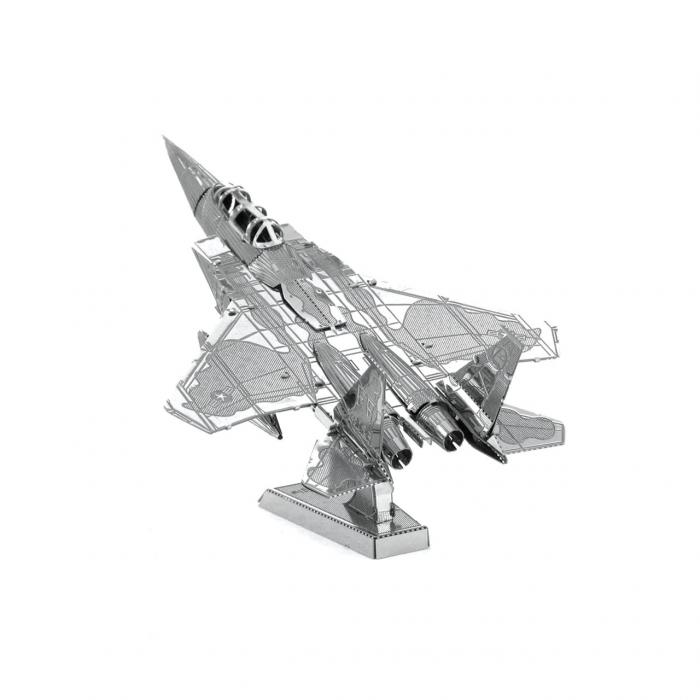 Metal Earth 3d Laser Cut Model Boeing F 15 Eagle Fighter