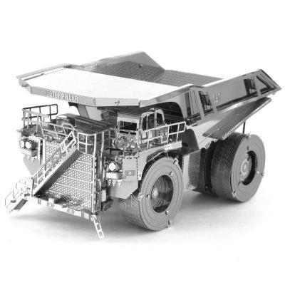 Metal Earth CAT Caterpillar Large Mining Truck Off Road 3D Laser Cut Model