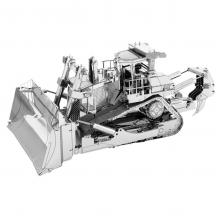 Metal Earth CAT Caterpillar Large track-type tractor Dozer D11 3D Laser Cut Model