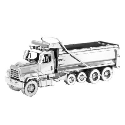 Metal Earth Freightliner 114SD Dump Truck 3D Laser Cut Model Kit