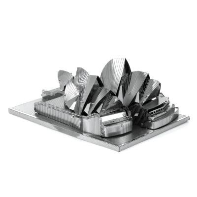 Metal Earth - Sydney Opera House - 3D Laser Cut , Construction Model Kit