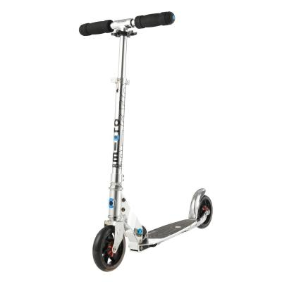 Micro - Speed+ Pure Silver Scooter for Kids and Adults