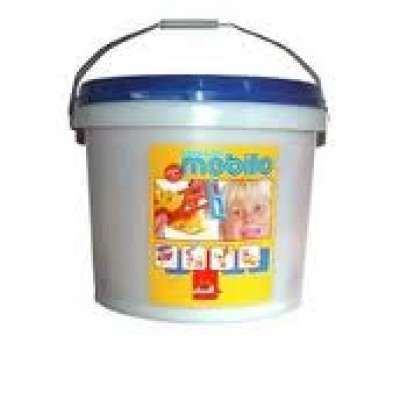 Mobilo - Large Bucket - 234 Pieces