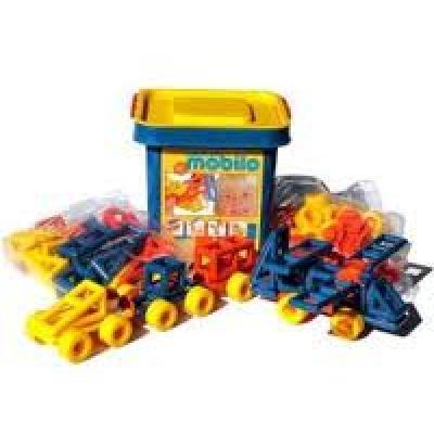 Mobilo - Junior Bucket - 106 pieces