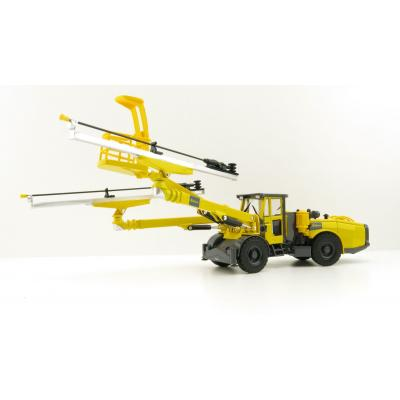 EPIROC Boomer E2  Batterry Face Drill Rigs Jumbos - Scale 1:50