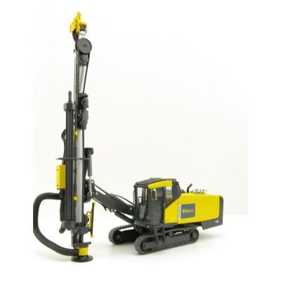 EPIROC Drill Rig Smart ROC T45 - Scale 1:50