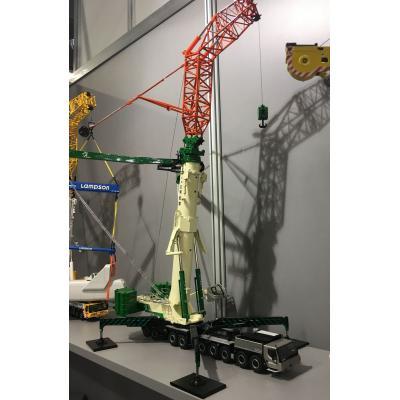 NZG 732/28 LIEBHERR LTM11200-9.1 Matsuura Japan Mobile Crane  - Scale 1:50