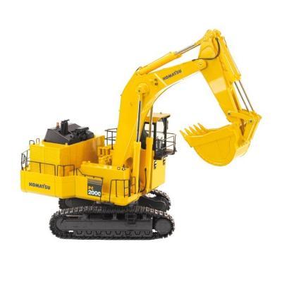 NZG 7621 - Komatsu PC 2000 Hydraulic Backhoe Mining Excavator 1:50