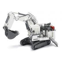 NZG 860/1 -  LIEBHERR R 9400 Mining Excavator with Backhoe 1:50