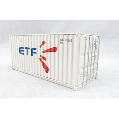 NZG 875/10 - 20ft Sea Container EFT - Scale 1:50