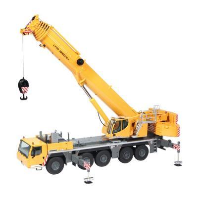 NZG 959 LIEBHERR LTM 1250-5.1 Mobile Crane Liebherr Livery - Scale 1:50