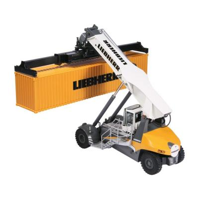 NZG 960 Liebherr LRS 545 Reachstacker Container - Scale 1:50
