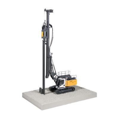 NZG 990 LIEBHERR LRB 18 Piling and Drilling Rig - Scale 1:50