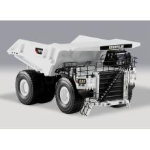 Norscot 55243 Caterpillar CAT 797F Off Highway Dump Truck - White - Limited 2500 pcs Scale 1:50