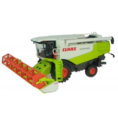 Norscot 56012 - Claas and Lexion 580 Harvester - Scale 1:32