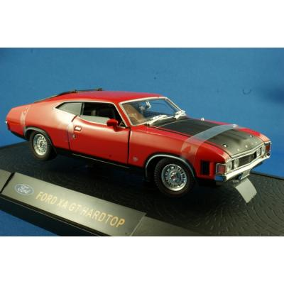 OZ Legends - Ford Falcon XA GT Hardtop Ford Red Pepper Scale 1:32