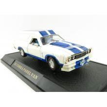 OZ Legends - Ford Falcon XC Cobra Panel Van White/Blue Stripes Scale 1:32