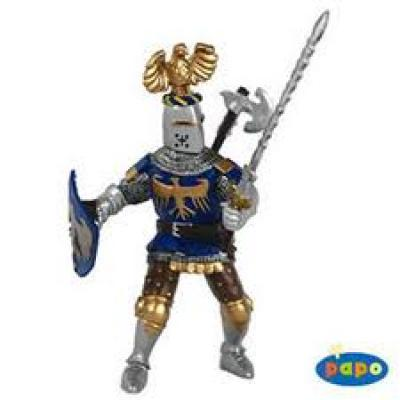 Papo 39362 - Blue crested Knight