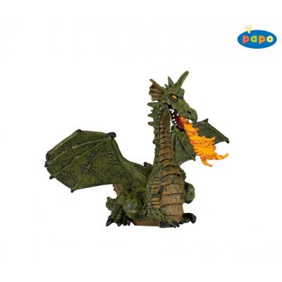 Papo 39025 - Dragon Green