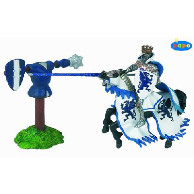 Papo 39236 - Blue Rotating Dummy