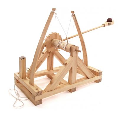 Pathfinders - Leonardo Da Vinci Catapult Wood