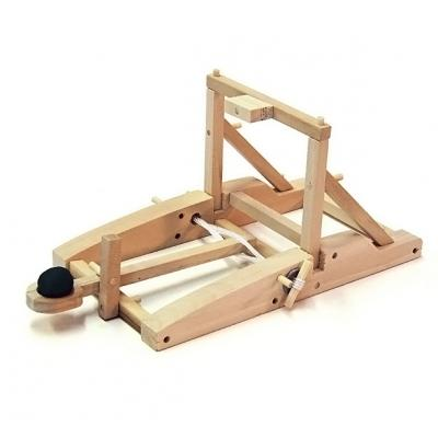Pathfinders - Medieval Catapult Wood