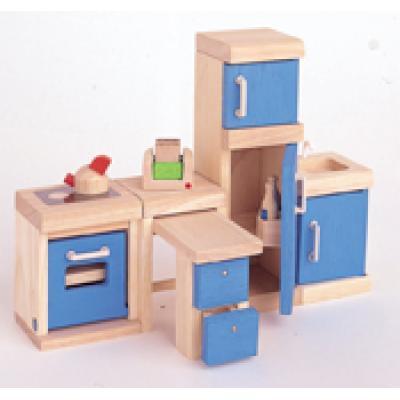 PlanToys 7310 - Wooden Kitchen Furniture - Neo