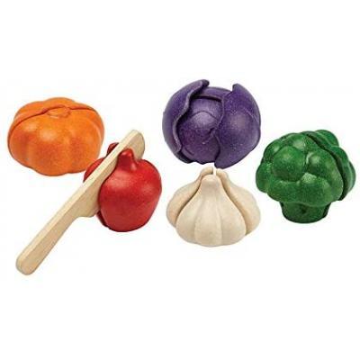Plan Toys  3431 - 5 Colors Veggie Set