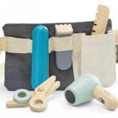 Plan Toys 3492 - Hair Dresser Set
