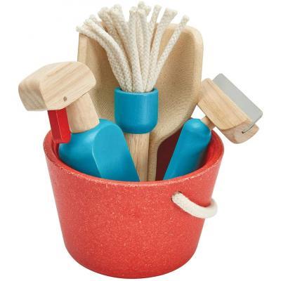 Plan Toys 3498 - Cleaning Set