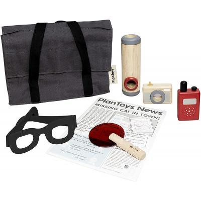 Plan Toys 3701 - Detective Set