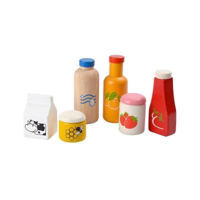 Plan Toys - Food and Beverage Set