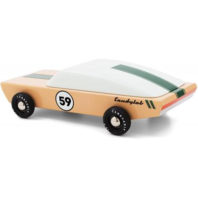 Candylab Toys - The ACE Wooden Race Toy Car