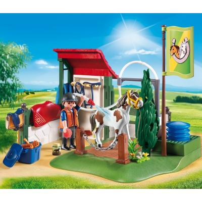 Playmobil 6929 - Horse Grooming Station - Country
