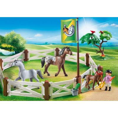 Playmobil 6931 - Horse Paddock - Country