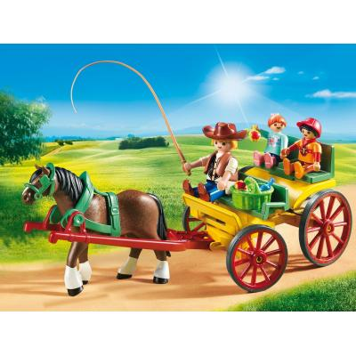 Playmobil 6932 - Horse Drawn Wagon