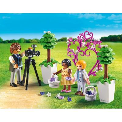 Playmobil 9230 Flower Children and Photographer - City Life